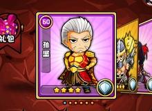 Trải nghiệm 3Q Chibi - Game Tam Quốc mới mở cửa tại VN