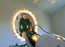Sẽ ra sao khi Portal 2 bước ra đời thực