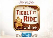 Trở về tuổi thơ với game online nhẹ nhàng Ticket To Ride
