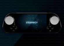 Steamboy - Hé lộ máy chơi game cầm tay cực chất