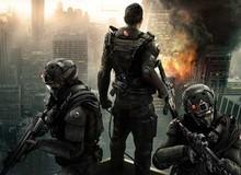 Bom tấn The Division phô diễn gameplay cực chất