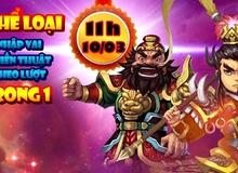 GameK gửi tặng Gift Code Triệu Vân Online nhân dịp Open Beta