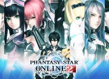 GameK gửi tặng 500 Code Alpha Test Phantasy Star Online 2