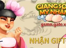 GameK gửi tặng 200 Gift Code Giang Sơn Mỹ Nhân