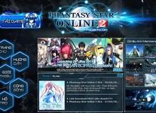 Phantasy Star Online 2 ra mắt trang chủ tiếng Việt