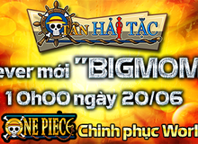 GameK gửi tặng 200 Gift Code Tân Hải Tặc