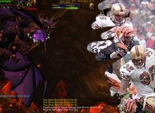 Cao thủ World of WarCraft học tập cầu thủ bóng bầu dục