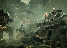 Quang cảnh ngày tận thế trong Gears of War 3