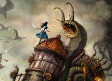 """Alice """"kinh dị"""" sắp trở lại xứ thần tiên"""
