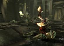 Chiêm ngưỡng gameplay 15 phút của Ghost of Sparta