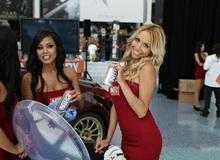 Những showgirl xinh đẹp tại E3 2010