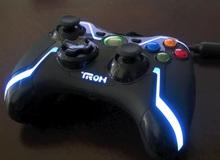 Sành điệu tay cầm Xbox phong cách TRON