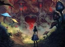 Alice điên phát hành Artbook