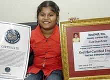 Cô bé 10 tuổi trở thành kỹ sư phần mềm của Microsoft