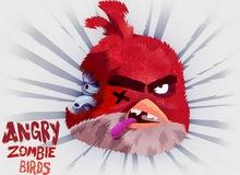 """Những chú """"chim điên"""" hóa thành... Zombie!"""