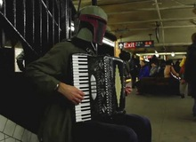 Biểu diễn nhạc game Zelda qua tiếng đàn accordion