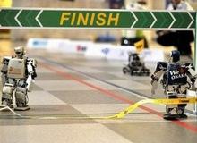 Robot chạy marathon nhanh nhất thế giới