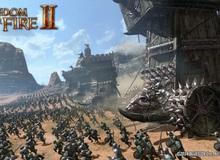 Gamer Việt có thể chiến Kingdom Under Fire II vào ngày mai