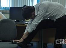 Những động tác giúp game thủ bớt mỏi người khi cày game