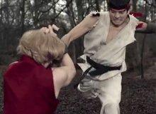 Mãn nhãn với bộ phim ngắn ăn theo Street Fighter