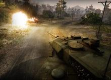 Loạt game online hấp dẫn dành cho game thủ thích lái xe Tăng