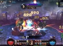 Legend of Fighters - Game hay cho người Việt chịu chơi tiếng Hàn