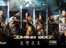 GameK gửi tặng 500 Gift Code Cabal Online