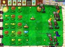 Đã có thể chơi Plants Vs. Zombies miễn phí