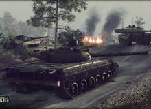 Game bắn tăng cực chất Armored Warfare tung trailer mãn nhãn