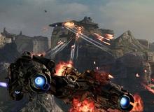 Dreadnought - game chiến tranh không gian rất ấn tượng