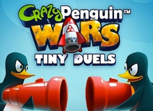 Crazy Penguin Wars: Tiny Duels - Hồi tưởng về Gunbound