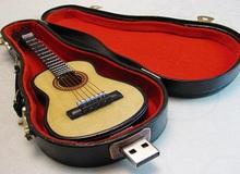 Độc đáo USB Guitar dành cho người yêu âm nhạc