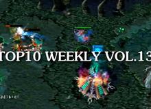 WoDotA Top10 Weekly Vol.134: Pha xử lý tinh quái của Yurnero