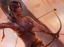 Nàng Lara Croft mới đã được tạo ra như thế nào?