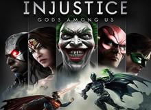 Bom tấn DC Injustice: Gods Among Us đổ bộ lên iOS