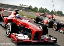 F1 2013: Thử sức cùng các huyền thoại