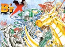 Người X - truyện tranh robot siêu ấn tượng