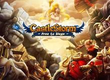 Castle Storm: Free To Siege – Game thủ thành bom tấn trên di động