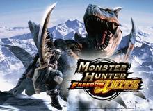 Siêu phẩm Monster Hunter Freedom Unite sẵn sàng ra mắt trên iOS