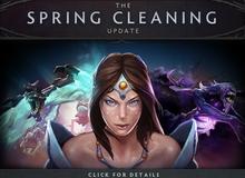 Blog DOTA 2 hé lộ phiên bản 6.81 và bản cập nhật Spring Cleaning