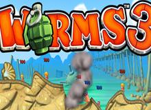 Worms 3 đã chính thức ra mắt người dùng iOS