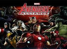 Avengers Alliance - Biệt đội siêu anh hùng lộ diện bất ngờ