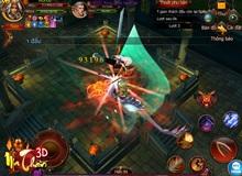 Top game online 3D di động ấn tượng cho game thủ Việt
