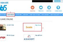 SohaGame áp dụng thanh toán qua tài khoản VTC eBank