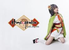Ngắm nữ game thủ Việt trong cosplay Vườn Mỹ Nữ