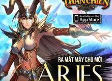 Thần Chiến tặng VIP Code Đại Gia nhân dịp ra mắt server Aries