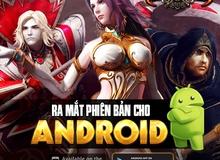 Thần Chiến chính thức có mặt ở Android, xông đất đầu năm 2014