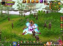 Series game online võ hiệp 3D đáng chú ý thời gian qua