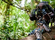Bộ ảnh cosplay em bé Predator cực đáng yêu