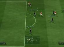 Vì sao đội hình 4-2-2-2 lại cực phổ biến trong FIFA Online 3?